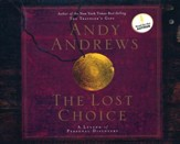 The Lost Choice - Audiobook on CD