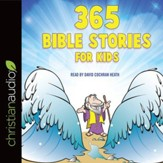 365 Bible Stories for Kids - unabridged audio edition on CD