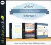 Stormie Omartian Collection 1 on MP3-CD (The Power of Prayer to Change Your Marriage, Lead Me Holy Spirit, and Troubled Times)