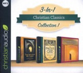 Christian Classics Collection 1 on MP3-CD (The Imitation of Christ, Practice the Presence of God, Interior Castle)