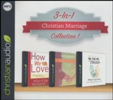 Christian Marriage Collection 1 on MP3-CD (You and Me Forever, Mingling of Souls, and How We Love)