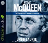 Steve McQueen: The Salvation of an American Icon - unabridged audio book on CD