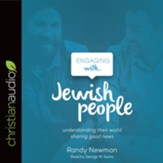 Engaging with Jewish People - unabridged audio book on CD