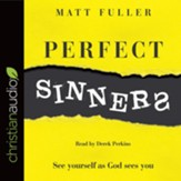 Perfect Sinners - unabridged audio book on CD - Slightly Imperfect