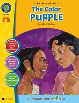 The Color Purple Literature Kit (for Grades 9-12)
