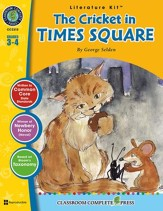 The Cricket in Times Square (George Selden) Literature Kit