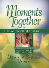Moments Together for Growing Closer to God: Devotions for Drawing Near to God & One Another - eBook