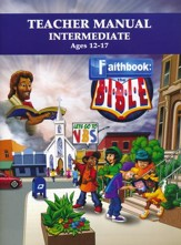 Faithbook VBS: Intermediate Teacher Manual