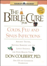 The Bible Cure for Colds and Flu - Audiobook on CD