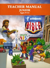 Faithbook VBS: Junior Teacher Manual