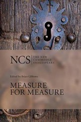 The New Cambridge Shakespeare: Measure for Measure, 2nd Edition