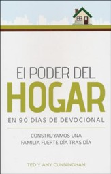 El Poder del Hogar en 90 Días de Devocional  (The Power of Home 90-Day Devotional)