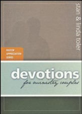 Devotions for Ministry Couples  (Paperback)