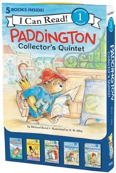 Paddington Collector's Quintet: 5 Fun-Filled Stories in 1 Box