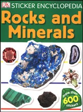 Sticker Encyclopedia: Rocks and Minerals