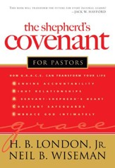Shepherd's Covenant for Pastors, The - eBook