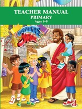 Celebrate Jesus VBS: Primary Teacher Manual