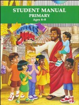Celebrate Jesus VBS: Primary Student Manual
