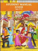 Celebrate Jesus VBS: Junior Sudent Manual