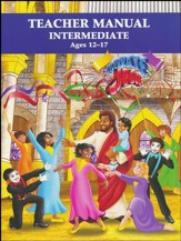 Celebrate Jesus VBS: Intermediate Teacher Manual