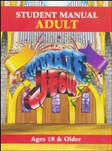 Celebrate Jesus VBS: Adult Student Manual