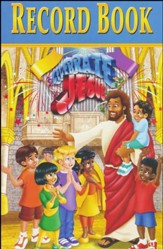 Celebrate Jesus VBS: Record Book