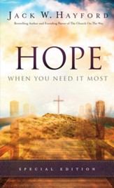 Hope When You Need It Most - eBook