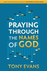 Praying Through the Names of God - eBook