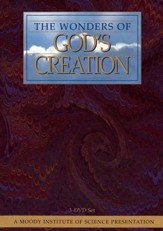 The Wonders of God's Creation, 3-DVD Set