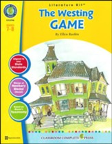 The Westing Game (Ellen Raskin) Literature Kit