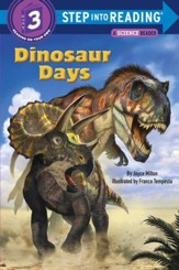 Dinosaur Days - eBook