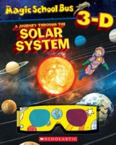 The Magic School Bus 3-D: A Journey  Through the Solar System