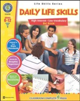 Daily Life Skills Big Book, Grades 6-12