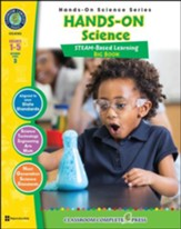 Hands-On STEAM Science Big Book,  Grades 1-5