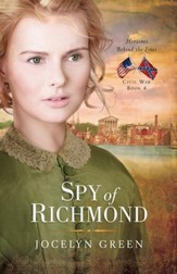 Spy of Richmond - eBook