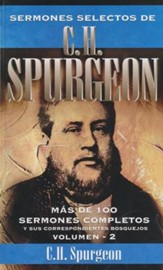 Sermones Selectos de C.H. Spurgeon, Vol. 2  (Spurgeon's Sermons, Vol. 2)