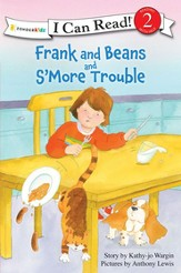 Frank and Beans and S'More Trouble - eBook