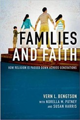 Families and Faith, Paperback