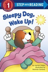 Sleepy Dog, Wake Up! - eBook