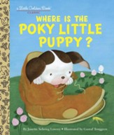 Where is the Poky Little Puppy? - eBook