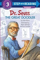 Dr. Seuss: The Great Doodler - eBook