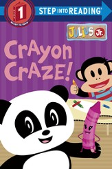 Crayon Craze! (Julius Jr.) - eBook