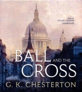 The Ball and the Cross - unabridged audio book on CD