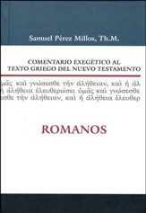 Comentario Exeg�tico al Texto Griego del NT: Romanos  (Exegetical Commentary on the Greek Text of the NT: Romans)