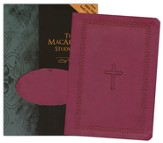 NKJV MacArthur Study Bible, Leathersoft, cranberry indexed