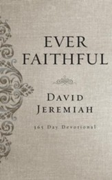 Ever Faithful: A 365-Day Devotional - unabridged audiobook on CD