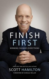 Finish First: Winning Changes Everything - unabridged audiobook on CD