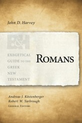 Romans: Exegetical Guide to the Greek New Testament