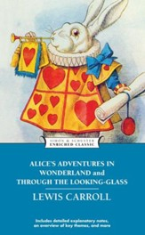 Homeschool supplemental books classic literature classics alices adventures in wonderland and through the l special edition ebook fandeluxe Choice Image