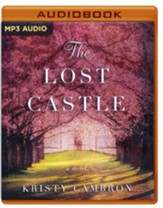 The Lost Castle: A Split-Time Romance - unabridged audiobook on MP3-CD